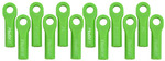 Traxxas Long Rod Ends – Green