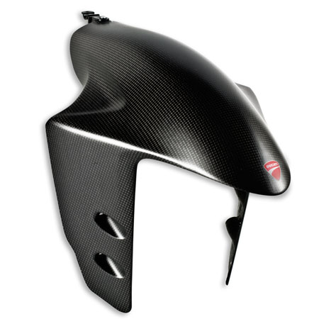 Ducati Panigale Carbon Fiber Front Fender picture