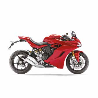 Ducati Supersport Model  (1:18) picture