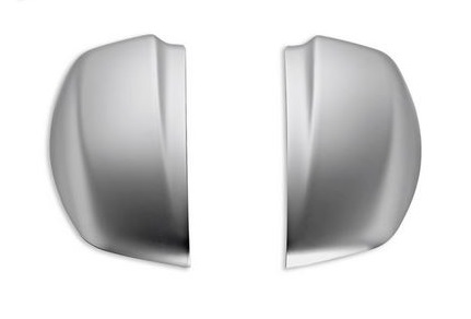 Ducati MTS Top Case Cover - Silver picture