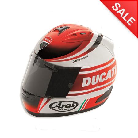 Ducati Racing Stripe Helmet - Size XX-Large picture