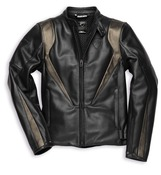 Diavel Tech Leather Jacket - Size 52 (CLOSEOUT)