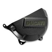Ducati Panigale Carbon Fiber Clutch Cover