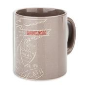 Ducati Historical Mug