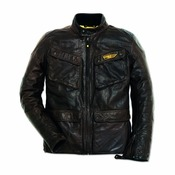 Ducati Quattrotasche Leather Jacket - Size 56