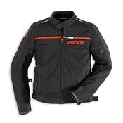 Ducati Men's Flow Textile Jacket - Size 60 (CLOSEOUT)