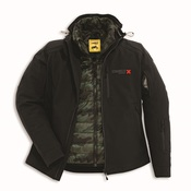 Ducati Outdoor Fabric Jacket - Mens - Size Large (CLOSEOUT)