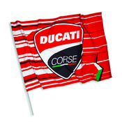Ducati Corse Speed Flag