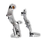 Ducati MTS Billet Folding Brake/Clutch Pedal Set