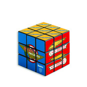 Ducati Anniversary Historical Rubik's Cube