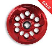 Ducati Self-Ventilated Clutch Pressure Plate - Red