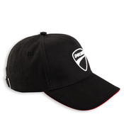 Ducati Company Cap - Black