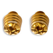 Ducati Panigale Billet Bar End - Gold