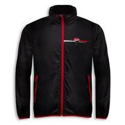 Ducati Corse Stripe Rain Jacket - Size Large