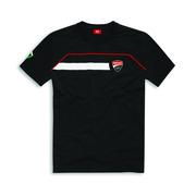 Ducati Corse Speed T-Shirt - Black - Size X-Large