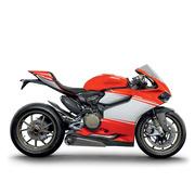 Ducati Superleggera Model (1:18)