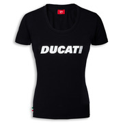 Ducati Ducatiana T-Shirt - Black - Size Large