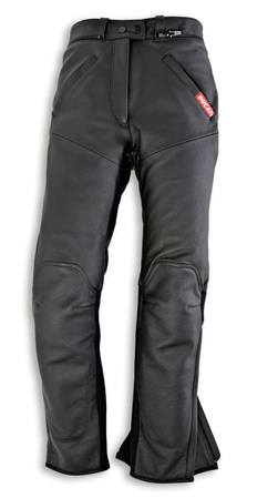 Ducati Company Women's Leather Pants - Size 42 picture