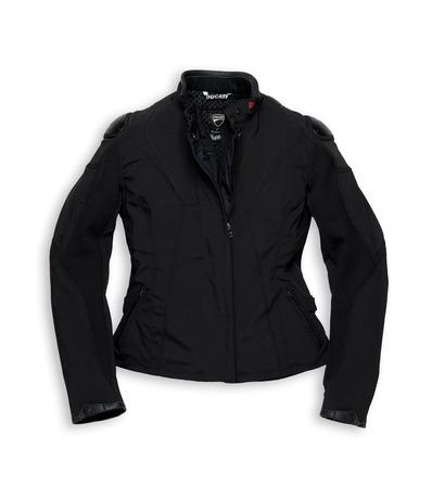 Ducati Diavel Tech Women's Textile Jacket - Size 48 picture
