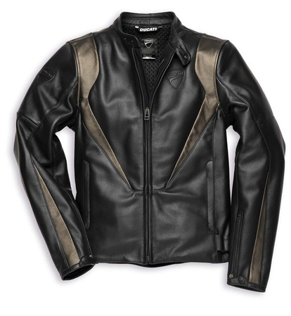 Diavel Tech Leather Jacket - Size 56 (CLOSEOUT) picture