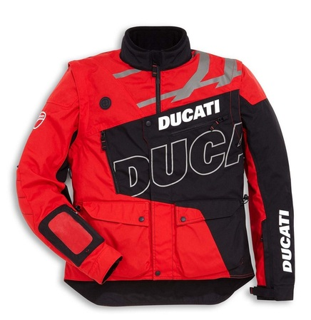 Ducati Enduro Jacket - Size XX-Large picture