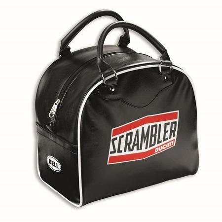 Ducati Scrambler Short Track Helmet Bag picture
