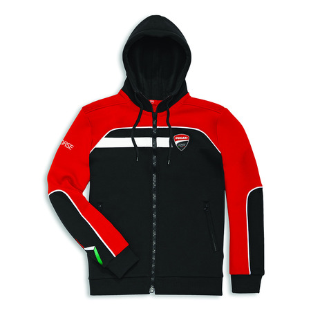 Ducati Corse Speed Hooded Sweatshirt - Size Small picture