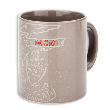 Ducati Historical Mug picture
