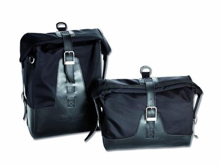 Ducati Scrambler Classic Side Bags Set picture