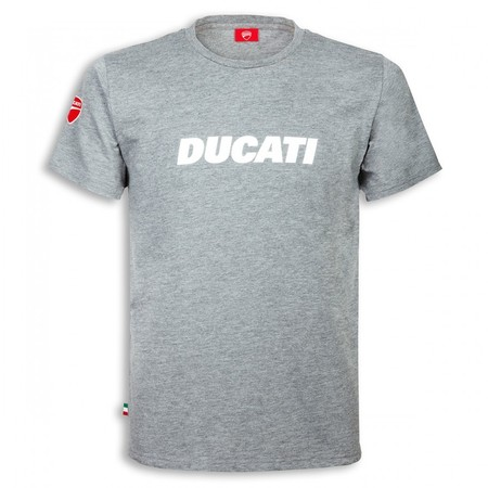 Ducati Ducatiana 2 T-Shirt - Grey - Size X-Large picture