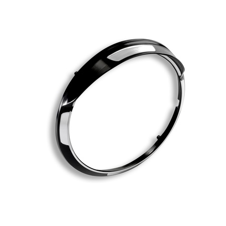 Ducati Scrambler Machined Gauge Bezel (Black) picture