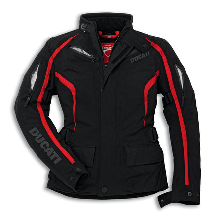 Ducati Tour 14 Womens Fabric Jacket - Size Large (CLOSEOUT) picture