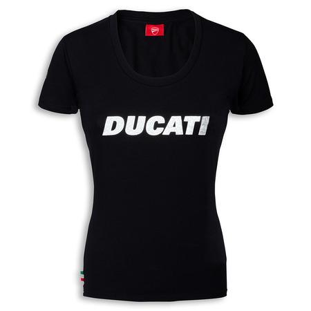 Ducati Ducatiana T-Shirt - Black - Size Small picture