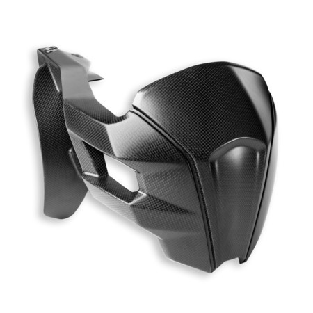 Ducati Multistrada Carbon Fiber Rear Splashguard picture