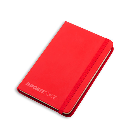 DC Note Book (red) picture