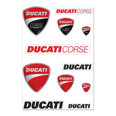 Ducati Sticker Set picture