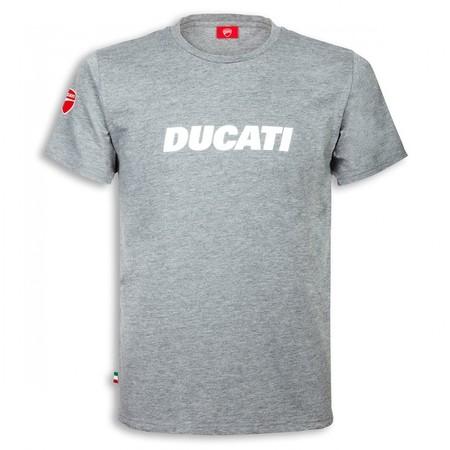 Ducati Ducatiana 2 T-Shirt - Grey - Size Medium picture