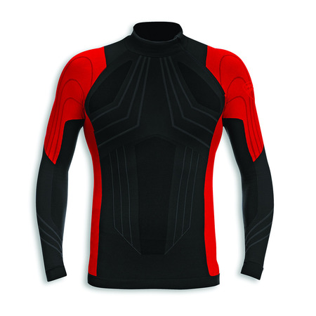 Ducati Warm Up Long Sleeve T-Shirt - Size XS-S picture