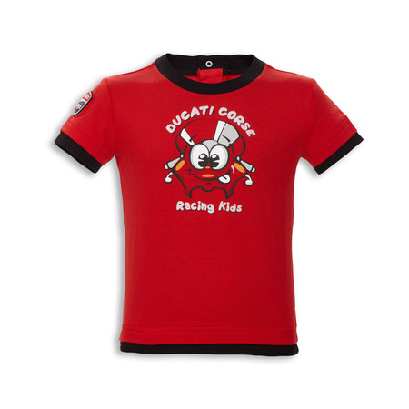 Ducati Corse Toddler T-Shirt - Size 6m-1y picture