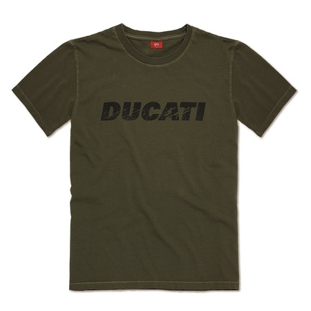 Ducati Vintage Logo T-Shirt - Size Small picture
