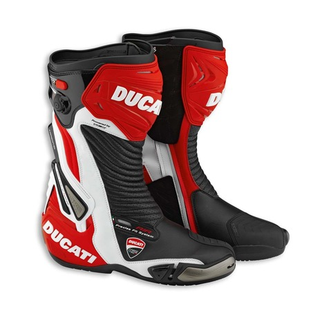 Ducati Corse 2 Racing Boots - Size 44 picture