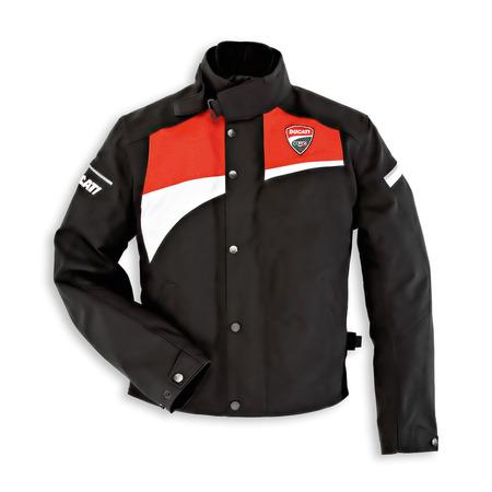 Ducati Corse Logo Textile Jacket - Size 48  (CLOSEOUT) picture