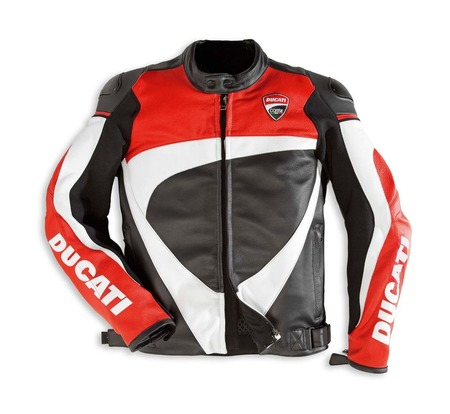 Ducati Corse Leather Jacket '12 - Size 52 (981015352) picture