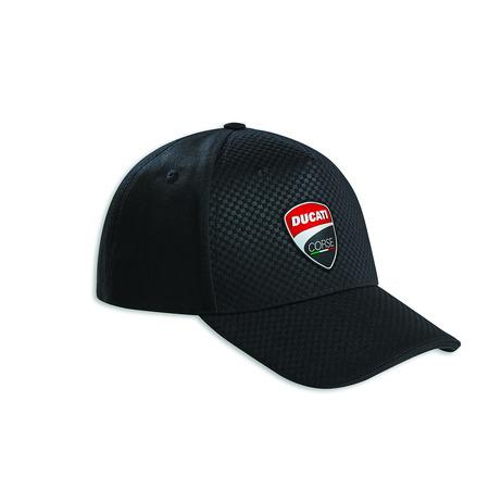 Ducati Corse Total Black Cap picture