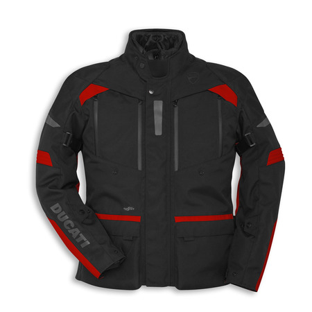 JACKET TOUR C3; Black/Red -XXL picture