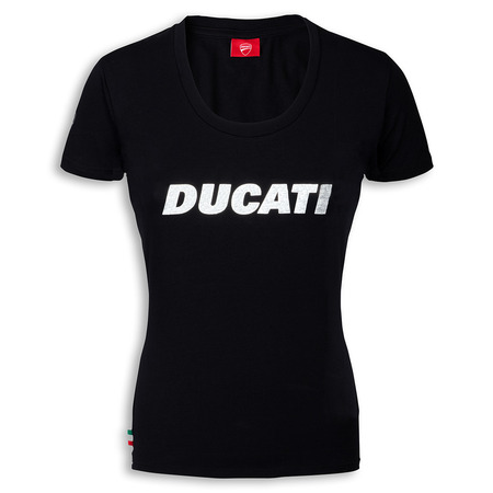 Ducati Ducatiana T-Shirt - Black - Size Large picture