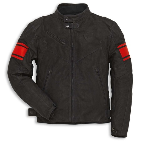Ducati Classic C2 Leather Jacket - Perforated - Size 50 picture