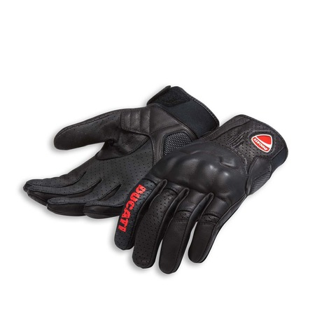Ducati Logo C1 Gloves - Size Large picture