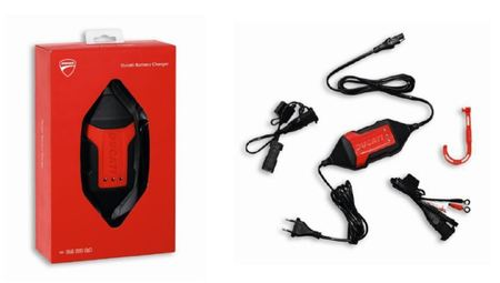 DUCATI TECMATE CHARGER  (NEW) picture