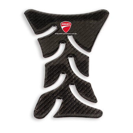 Ducati Carbon T-shaped Tank Protector picture